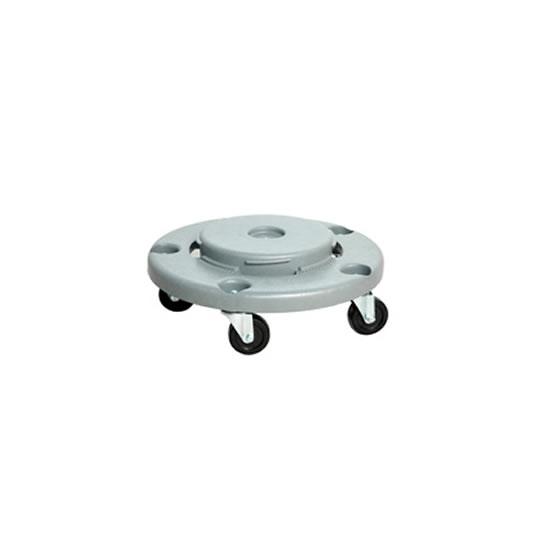 Bases circulares para contenedores redondos - 120 litros