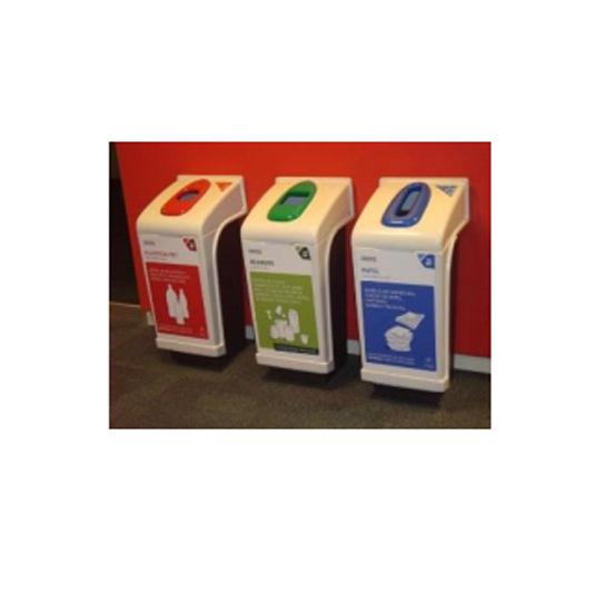 Estaciones de Reciclaje de 50, 28 y 14 litros